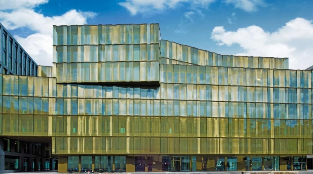 Sefar Architecture Vision Creative Fabric Amp Glass Design
