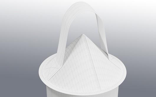 FS_IF_Equipment_Fluid bed dryer_Cone cap