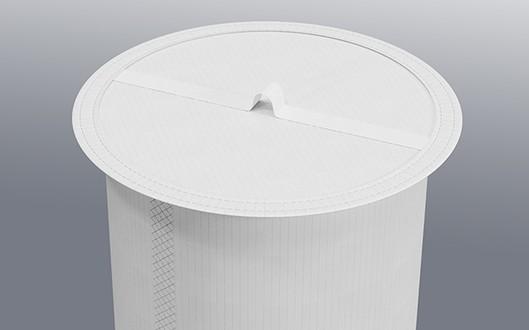 FS_IF_Equipment_Fluid bed dryer_Flat cap